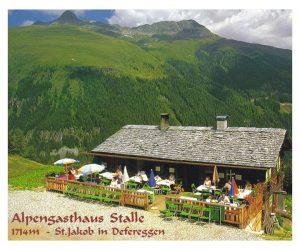 Alpe Stalle - Alpengasthof