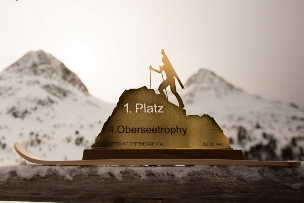 Pokal der vierten Oberseetrophy